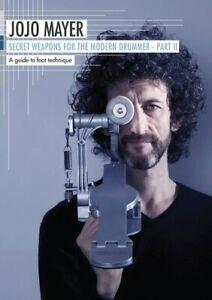 Secret Weapons for the Modern Drummer Part 2 [New DVD] Full Frame