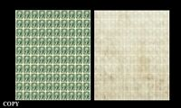 USA PANE OF 100 OF THE CONFEDERATE STATES 20¢ GENERAL ISSUE. ,  COPY