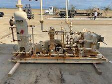 Corken D391 / 7.5 Hp Vapor Recovery Compressor Package