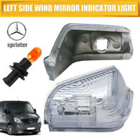 06-13 Sprinter Van Power Heat Turn Signal Lamp Door Mirror Right Passenger Side