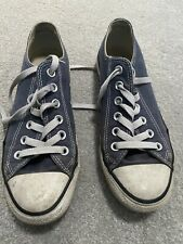 Converse All Star  Navy Size 5