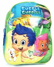 NEW GIRL'S BUBBLE GUPPIES  BACK PACK SCHOOL BAG