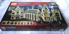 Lego Harry Potter 4842 - Schloss Hogwarts OVP + BA Komplett TOP alle 9 Figuren