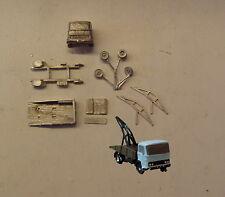 P&D Marsh N Gauge N Scale E87 Dodge breakdown lorry kit requires painting