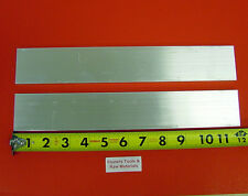 """3//4/"""" X 2-1//2/"""" ALUMINUM 6061 FLAT BAR 10/"""" long T6511 .75/"""" Plate NEW Old Stock"""