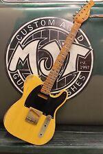 MJT Official Custom Order Aged Nitro Body MK MJT Neck & Hardware Mark Jenny VTT
