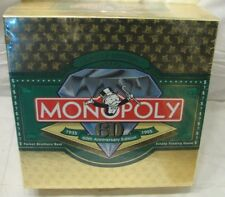 Monopoly 60th Anniver. Limited Ed. Game 1995 Complete Numbered Serial - Vintage
