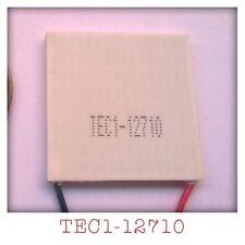 TEC1-12710 Thermoelectric Cooler Peltier Module