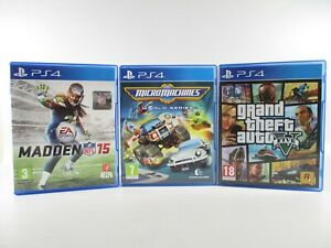 PS4 PlayStation 4 Games Pick Your Own Bundle Free UK Postage