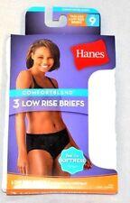 Hanes Polyester Regular 9 Panties for Women