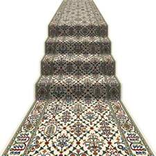 Teppichläufer Läufer Flur Persisch mit Umrandung Harmonie TA Creme 4 Breiten