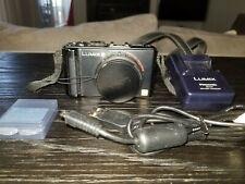 Panasonic LUMIX DMC-LX3 10.1MP Digital Camera - Black With Leica Lens