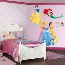 PRINCESS DISNEY WALL DECAL ART MURAL DECOR STICKER XL