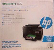 New HP Officejet Pro 8620 Wireless All-in-One Color Inkjet Printer Scan Copy Fax