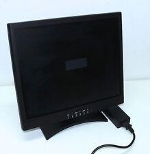 SG17 LCD - Überwachungsmonitor Eingänge: S-VHS, VGA, BNC 17Zoll Monitor