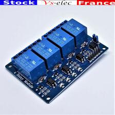 Carte module 4 relais 5v Arduino PIC ARM AVR DSP 1367Z