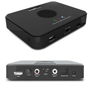 New On-Hold Plus OHP9000IP Network Audio Player OHP 9000-IP Dual Zone