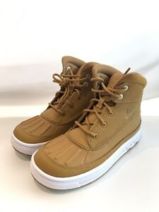 Youth Nike Woodside 2 High (PS) Wheat/White Size 2Y