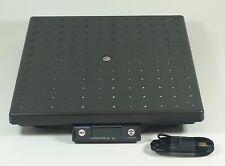 Fairbanks Shipping Scale Ultegra II 14x14 Flat Top 150 x .05 LB  Capacity USB