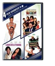 4 Film Favorites: Love & Laughs Kings Ransom, Love Dont Cost a Thing, Strictly &