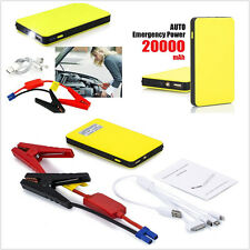 20000mAh Multi-Function Car Jump Starter Pack Booster Charger Battery Power 12V