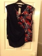 PRETTY STRETCH TOP SIZE 24 FROM M&S BNWT