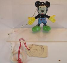 Celluloid Muster Mickey Mouse Figur Form von Marx Toys 50er Jh. Japan #6