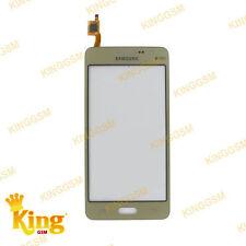 Vitre Tactile pour Samsung Galaxy Grand Prime et G530 Sm-g530fz Doré