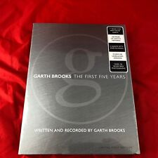 Garth Brooks The First Five Years 2017 Limited Anthology Vol.1 & 5 Disc Box Set