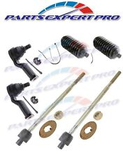 90-97 MAZDA MIATA TIE ROD END INNER & OUTER SET & STEERING BOOT KIT WITH P/S