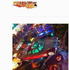Creature from the Black Lagoon RED Car Mod Williams Bally Pinball Machine Pro