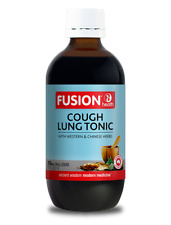 Fusion Health Cough Lung Tonic 200mL