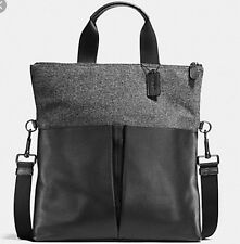 Coach Men's Leather Tote Bags | eBay