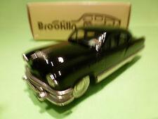 BROOKLIN MODELS BRK 29x KAISER MANHATTAN 1953 ROTTERDAM DE LUXE - 1:43 - NMIB