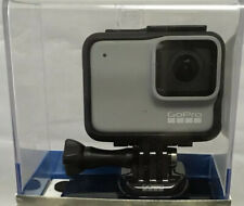 GoPro HERO7 White 12 MP Waterproof 4K Camera Camcorder Used