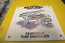 80s oz  7  billy joel ray charles baby grand  promo p/slve cover 8/16 sale