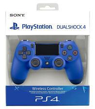 CONTROLLER SONY WIRELESS PS4 DUALSHOCK 4 PAD BLUE PLAYSTATION 4 V2 JOYSTICK