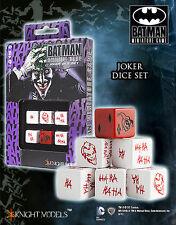 Knight Models BNIB Joker Dice Set ACC0032