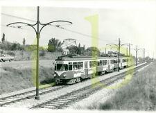 Baryt Straßenbahn Foto - WLB ex Köln, bei Guntramsdorf, 8.8.1983