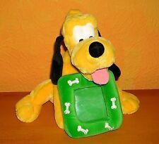 Stofftier Pluto Disney-Store - sehr weich, sauber, 25cm Bilderrahmen