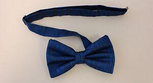New Mens Pre-tied Tuxedo Wedding Dress  Adjustable BowTie