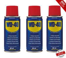 3 x WD-40 Multi-Use Product Original 80 ml