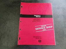 John Deere 324 and 624 Rotary Tillers Operator's Manual Om-M49212 Issue J4