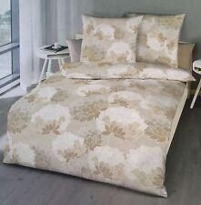 Kaeppel Renforce Bettwäsche Set 135 x 200 cm geblümt 100% Baumwolle