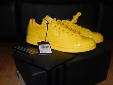 ADIDAS X RAF SIMONS STAN SMITH GIALLO UK6 US6.5 NUOVO IN SCATOLA