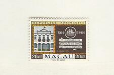 Macao, Postage Stamp, #401 VF Mint Hinged, 1964