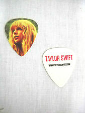 Taylor Swift Outdoor Nature Girl Guitar Pick Color Photo Red Tour 2013