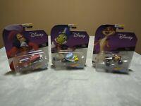 Hot Wheels Disney Character Cars ⭐ Captain Hook⭐ Jiminy Cricket⭐ Timon ⭐Series 6