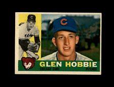 1960 Topps Baseball #182 Glen Hobbie (Cubs) EXMT