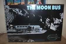 Moebius 1:55 Moon Bus 2001 Space Odyssey Plastic Model 2001-1 NEW SEALED L-0967